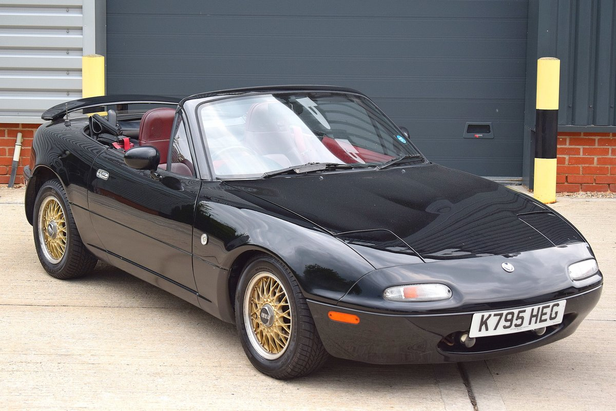 1993 Mazda Mx5 Eunos S Limited SOLD (picture 1 of 6)
