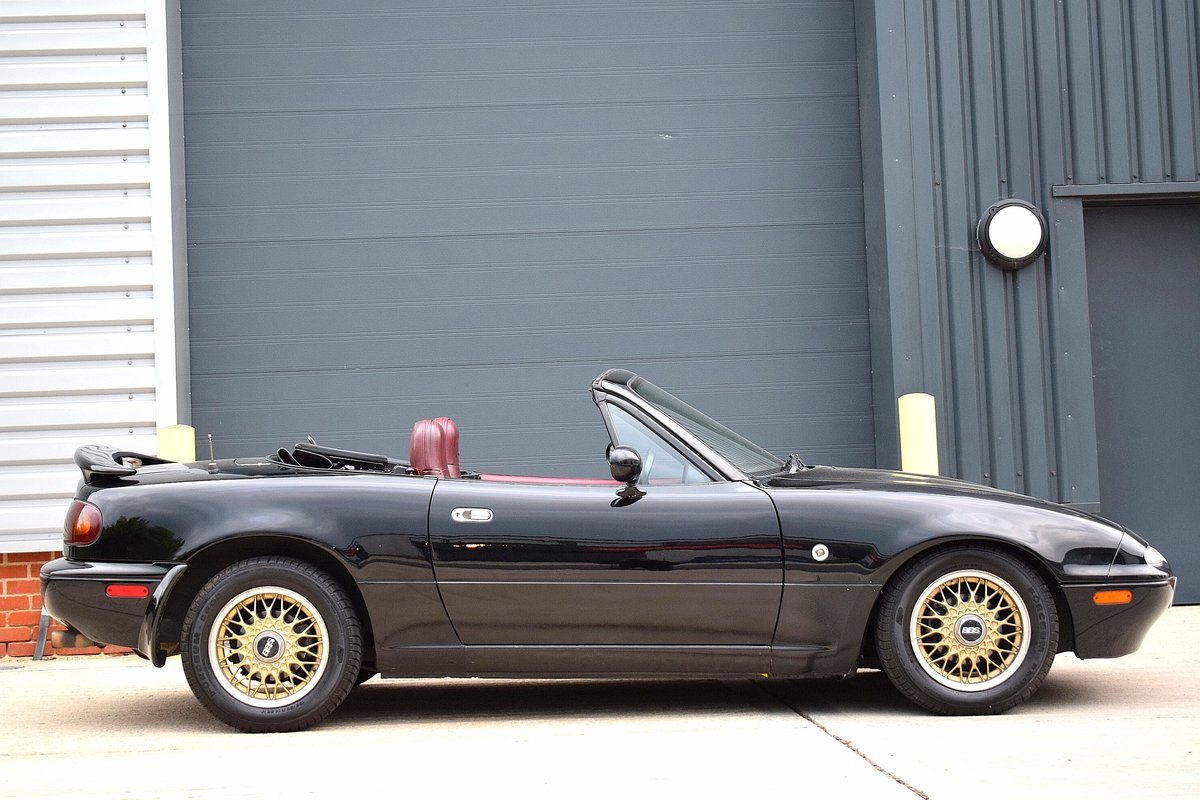 1993 Mazda Mx5 Eunos S Limited SOLD (picture 2 of 6)
