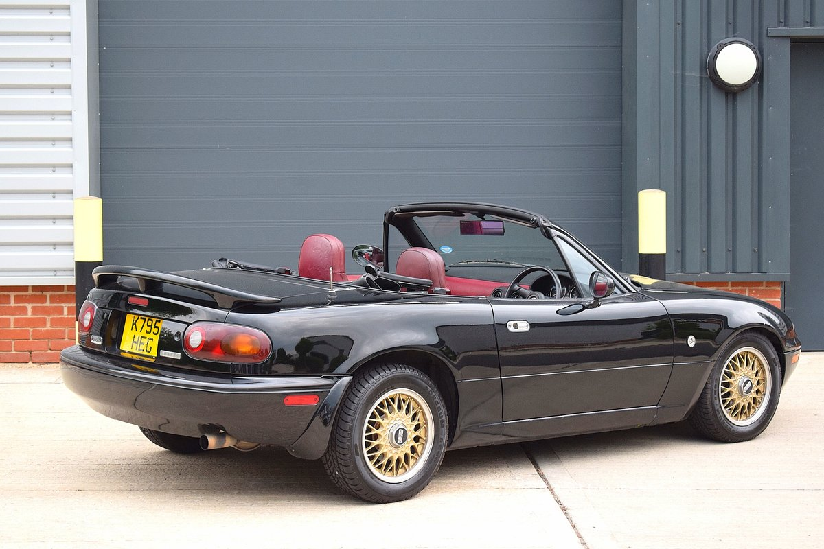 1993 Mazda Mx5 Eunos S Limited SOLD (picture 3 of 6)