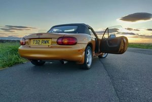 1999 NEAR CONCOURS MX5 - FIND A BETTER ONE! For Sale