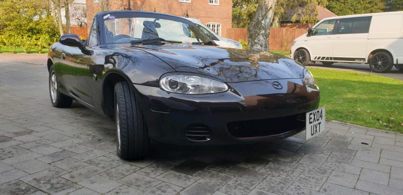 Mazda mx5 mk2.5 2004 1.6 For Sale (picture 2 of 6)
