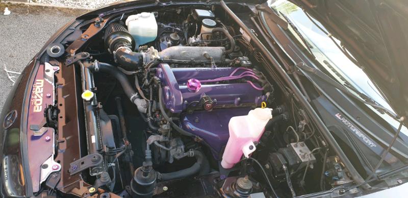 Mazda mx5 mk2.5 2004 1.6 For Sale (picture 4 of 6)
