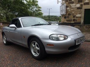 1999 Very smart, 1 previous owner, MX5 SOLD