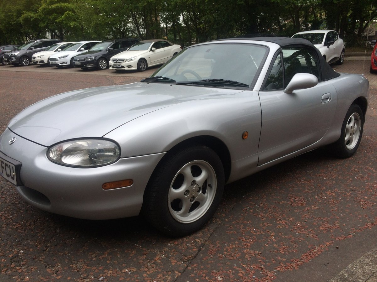 1999 Very smart, 1 previous owner, MX5 For Sale (picture 3 of 6)
