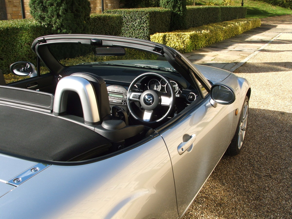 2008 MAZDA MX5 2.0 SPORT MINT & LOW MILES, SHOW CAR For Sale (picture 2 of 6)