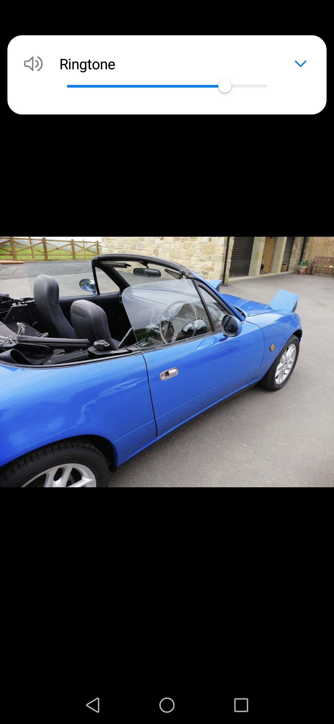 1990 Mazda MX-5 , excellent condition For Sale (picture 3 of 6)