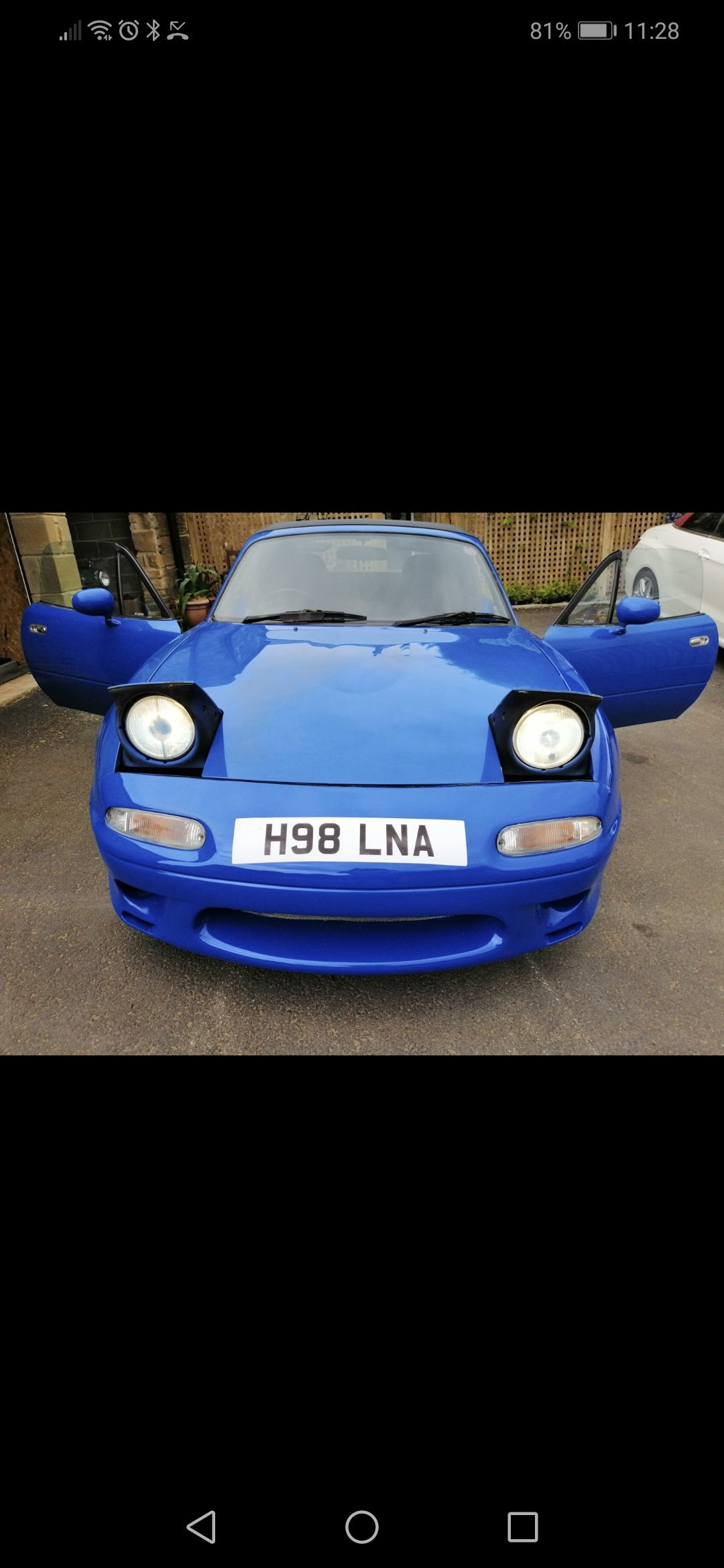 1990 Mazda MX-5 , excellent condition SOLD (picture 2 of 6)
