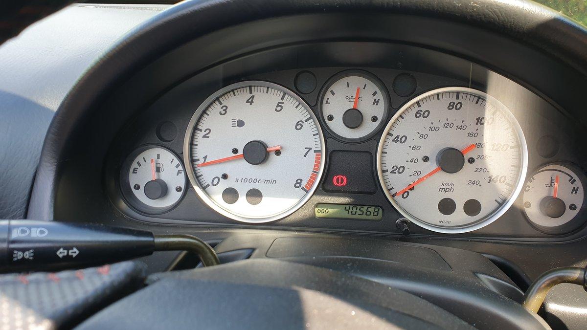 2005 MX5 Icon Chilli Orange 1.6 For Sale (picture 5 of 6)