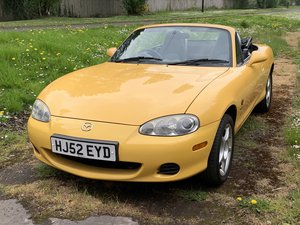 2002 mazda mx5 1.8 arizona
