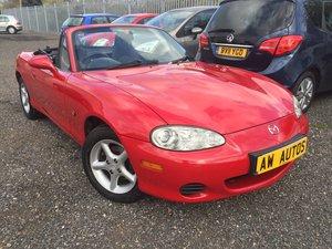 2002 Mazda MX-5 1.6  SOLD
