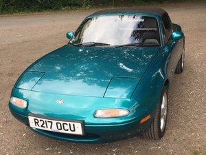 1998 Mx5 1.8i berkeley ltd edition no. 199 of 400 For Sale