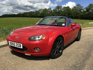 2005 MaZda mx5 2litre Launch Edition For Sale