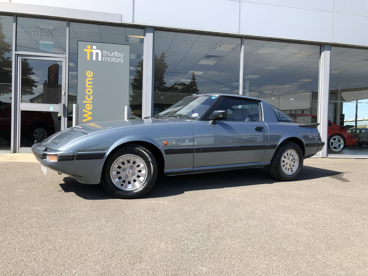 1985 Mazda RX7 2 For Sale (picture 2 of 5)