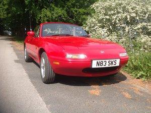 1995 Mazda MX5 MK1 1.6 For Sale