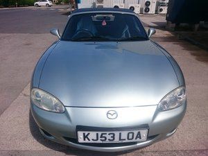 2003 Mazda MX-5 Nevada Low Mileage Excellent condition For Sale