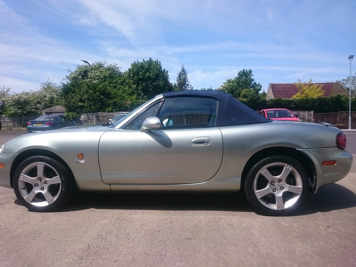 2003 Mazda MX-5 Nevada Low Mileage Excellent condition For Sale (picture 3 of 6)