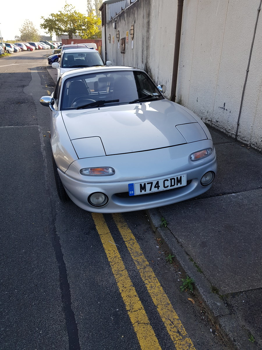 1995 Mazda MX-5 MK1 Eunos Roadster For Sale (picture 2 of 6)