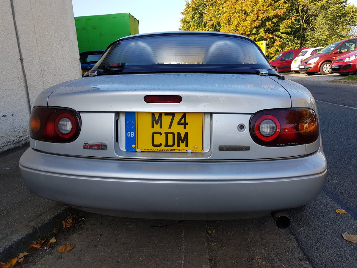 1995 Mazda MX-5 MK1 Eunos Roadster For Sale (picture 3 of 6)