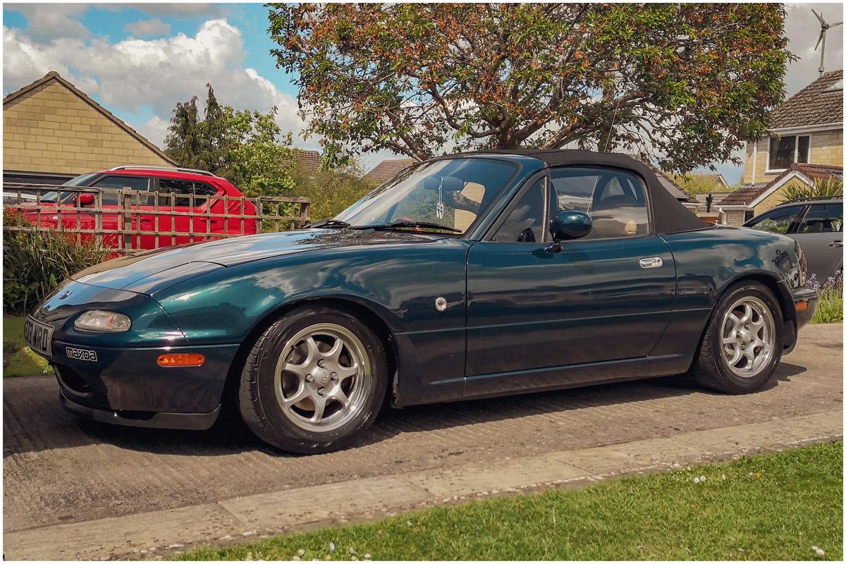1996 MX5 GLENEAGLES 1.8 Mk1 Na For Sale (picture 1 of 6)