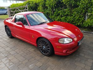 1999 Mazda MX5 1.8iS Sport Limited Edition For Sale