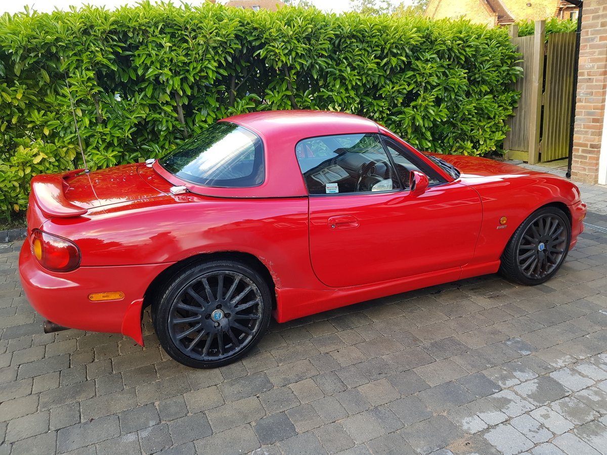 1999 Mazda MX5 1.8iS Sport Limited Edition SOLD (picture 4 of 6)
