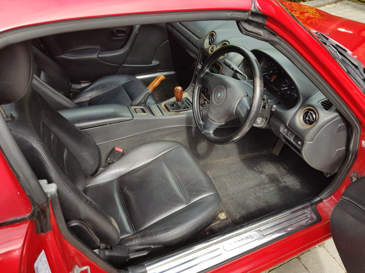 1999 Mazda MX5 1.8iS Sport Limited Edition SOLD (picture 5 of 6)