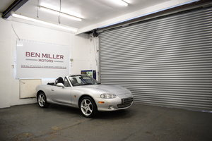 2002 Mazda MX5 1.8 S-VT Sport / 6 Speed + LSD + Leather