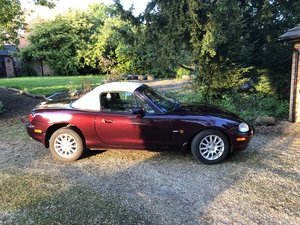 2000 Mx5 mk2 Icon 1.8 only 35,900 miles  For Sale