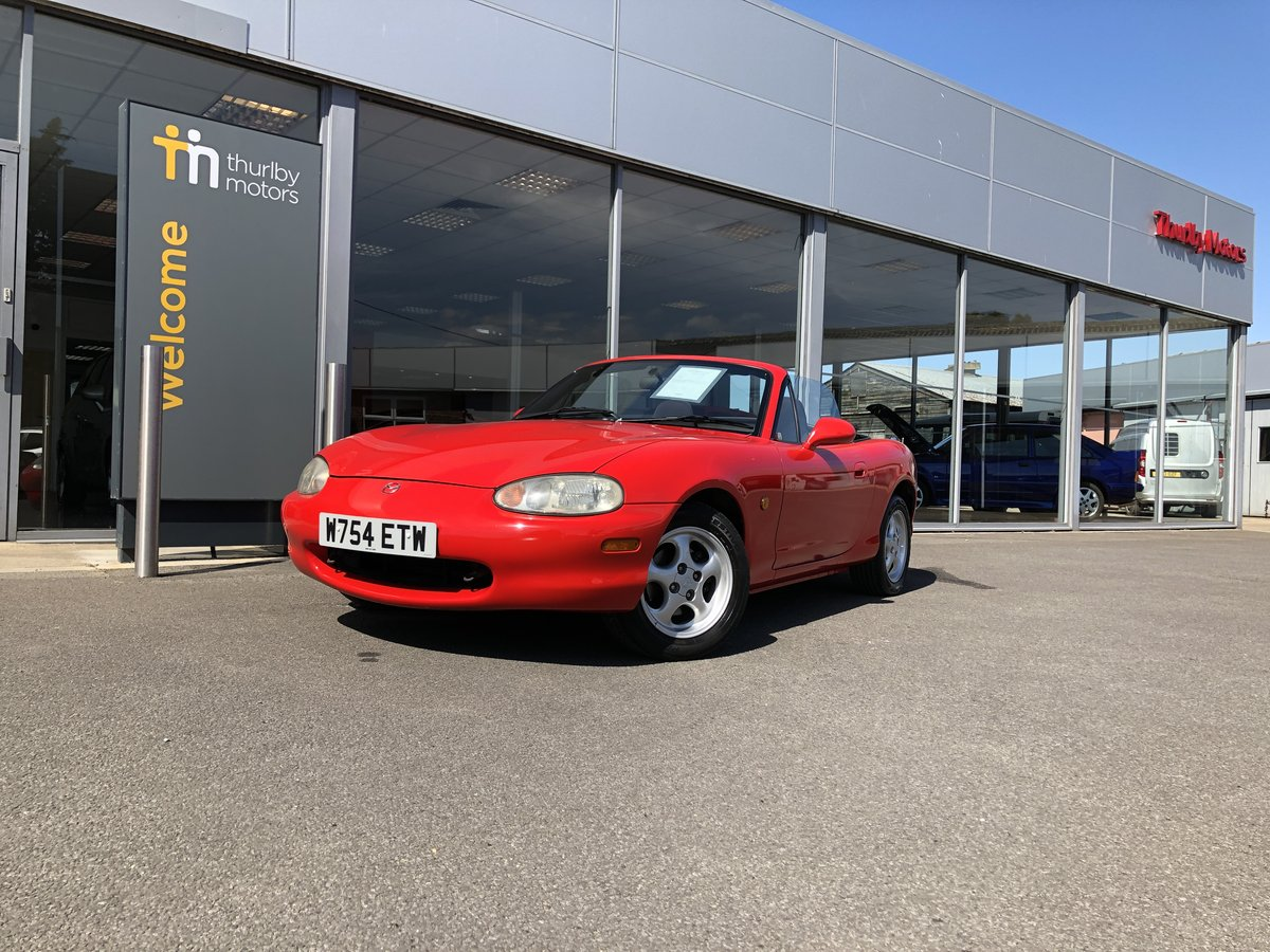 2000 MX-5 For Sale (picture 1 of 5)