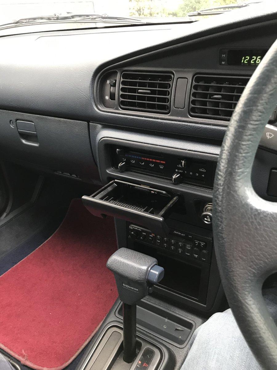 1989 Mazda 626 auto For Sale (picture 1 of 6)