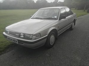 1991 H  Mazda 626 GLX very original drives beautifully For Sale