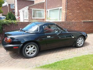 1993 Rare JDM Eunos Roadster S Limited with hardtop. For Sale