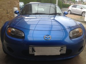 2006 MX5  for Sale  2 litre engine For Sale