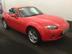 2009/09 Mazda MX-5 2.0i Option Pack 2dr Convertible 36144mls For Sale