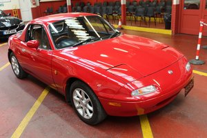 Mazda MX5 MK1 1994 - To be auctioned 26-07-2019 For Sale by Auction