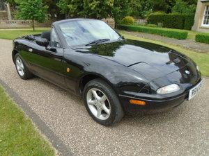1998 Mazda MX5 1.8L Genuine UK car.  For Sale