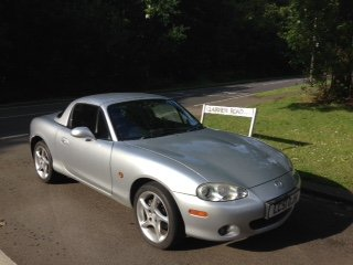 2001 MX-5 SVT Sport 1.8 For Sale