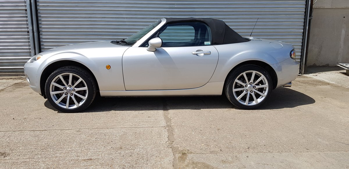 2007 Mazda MX5 Sport For Sale (picture 2 of 6)
