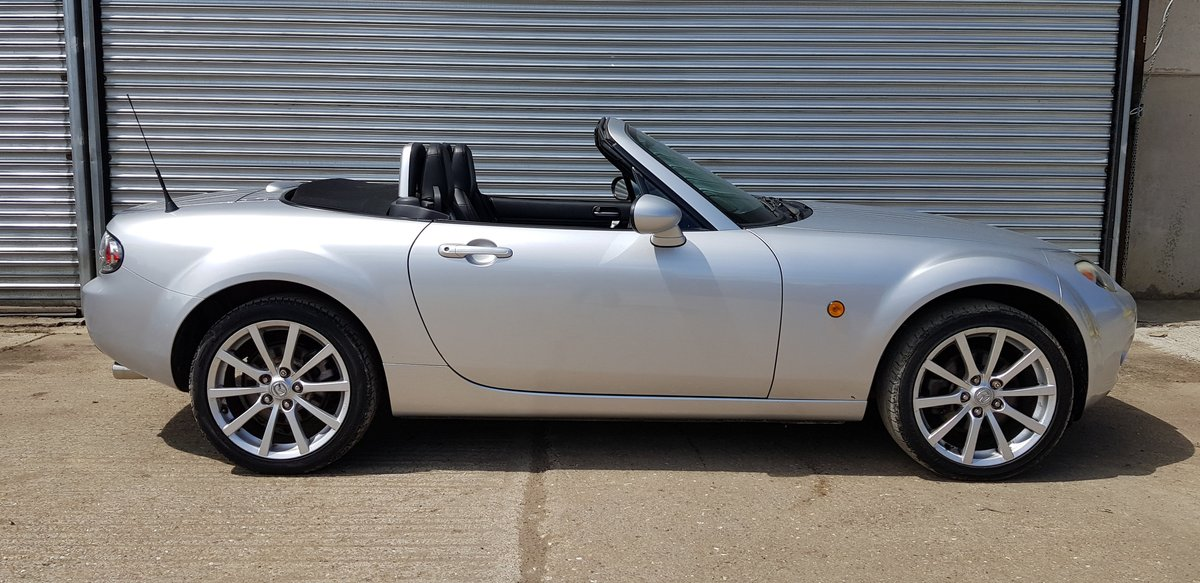 2007 Mazda MX5 Sport For Sale (picture 3 of 6)