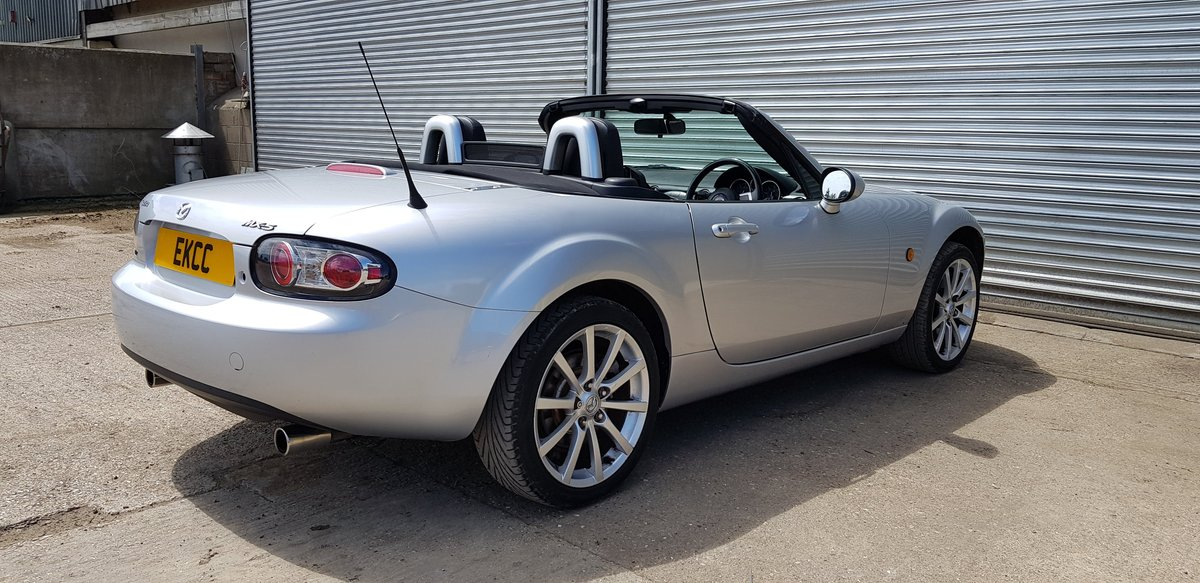 2007 Mazda MX5 Sport For Sale (picture 5 of 6)