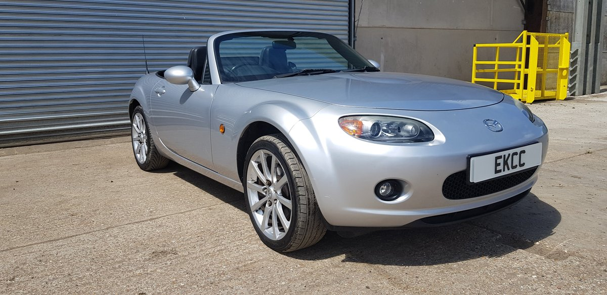 2007 Mazda MX5 Sport For Sale (picture 6 of 6)