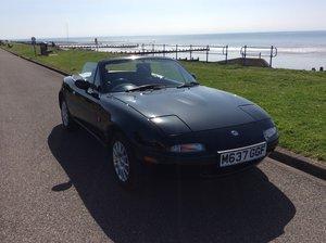 1995 Mazda MX5 1.8i Black, only 42000 miles