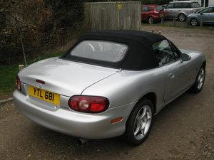 2002 mazda mx5 arazona 1.6 For Sale