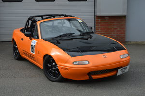 1993 Mazda MX-5 Eunos Roadster Track Car