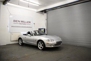2002 Mazda MX5 1.8 S-VT Sport / 6 Speed + LSD + Leather For Sale
