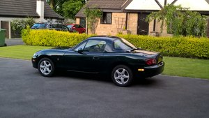 Mazda MX5 1.6 2002 12 MONTHS MOT For Sale