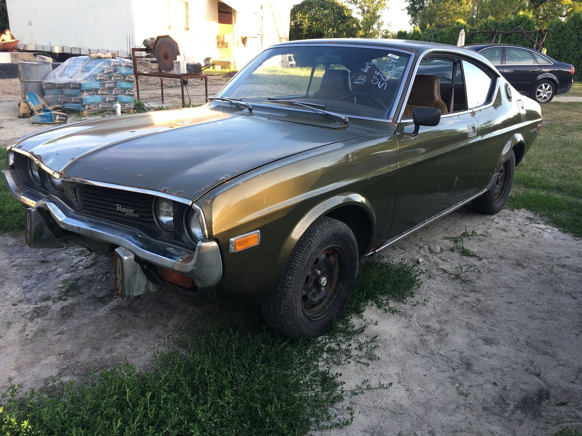 1974 MAZDA RX4 VERY RARE For Sale (picture 1 of 6)