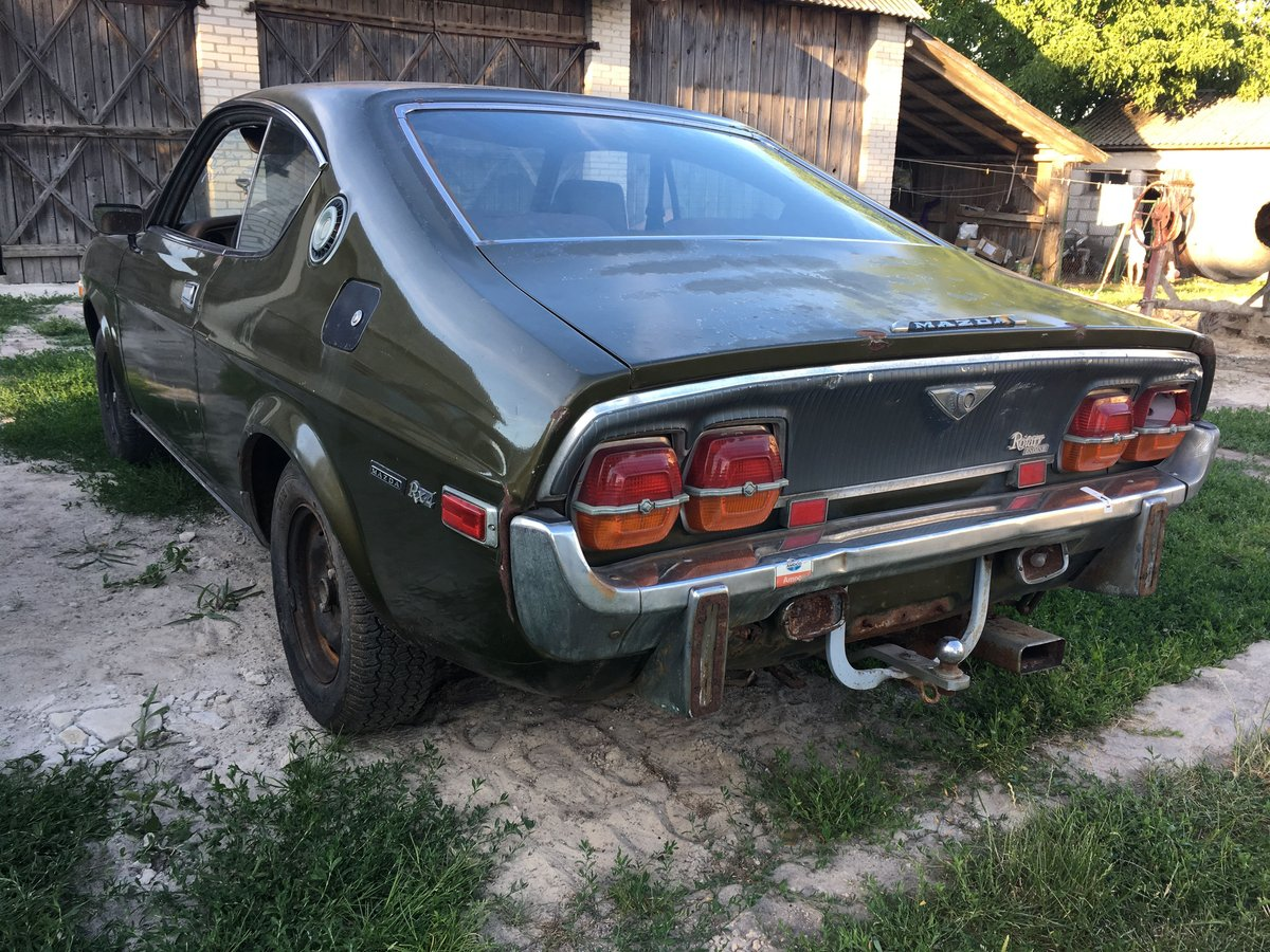 1974 MAZDA RX4 VERY RARE For Sale (picture 2 of 6)