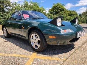 1996 MK1 Mazda MX-5 1.8i. BRG. Only 64k. 4 Owners. FSH For Sale