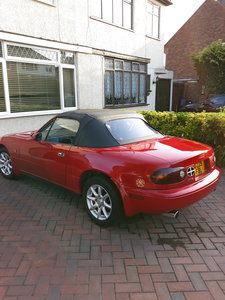1990 Mazda MX5 MK1 Eunos Roadster For Sale